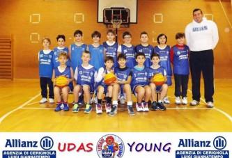 L'Udas Young tra tornei e convocazioni nazionali