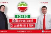 L'epurato Pd, Rino Pezzano, propone il New Deal del Lavoro con Cerignola Democratica