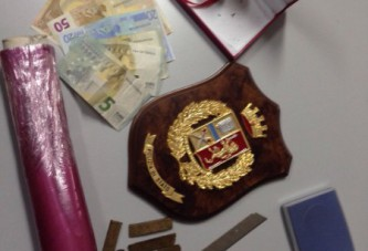 Cerignola, 15enne spacciare arrestato con 95 dosi di Hashish   Foto