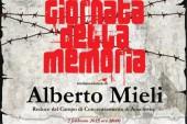"""ResUrb Cerignola celebra il """"Giorno della Memoria"""" con Alberto Mieli"""