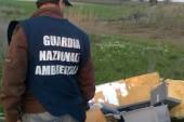 Scovata discarica di rifiuti pericolosi in agro di Cerignola | Foto