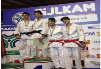Giuseppe Errico dell'Asd Kito Ryu terzo al Campionato italiano Cadetti