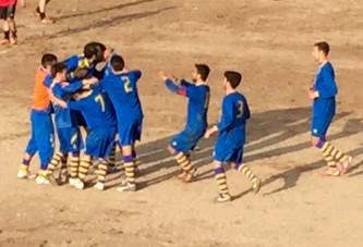L'Audace Cerignola in finale di Coppa Puglia. Vittoria 1-0 sul Pezze