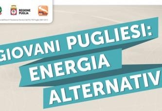 I giovani pugliesi: energia alternativa. Al via il grande evento FSE di Regione Puglia
