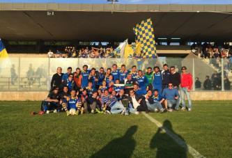 Tre volte Morra, l'Audace Cerignola vince la Coppa Puglia | Foto & Video