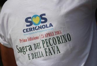 Convince la Sagra di Pecorino e Fave firmata SOS Cerignola