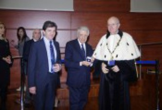Il cerignolano Natale Labia partecipa all'inaugurazione dell'anno accademico dell'Università di Foggia