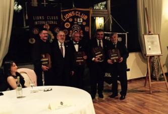 Celebrata la 48° Charter Night del Lions Club Cerignola