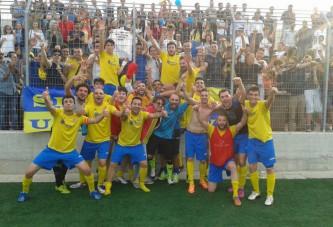Lo Sportmania vince i playoff ed è promosso in Prima categoria