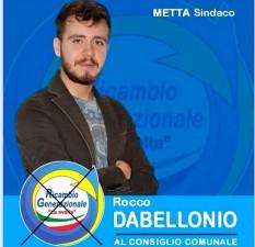 Rocco Dabellonio Ricambio Generazionale