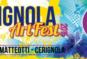 Cerignola Art Fest: il 3 luglio si recupera la serata non tenutasi per maltempo