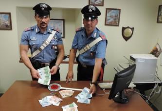 Spaccio di moneta falsa nel livornese: in manette due giovani di Cerignola