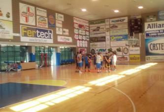 Cominciato il ritiro dell'Allianz Udas Basket. Le parole dei protagonisti
