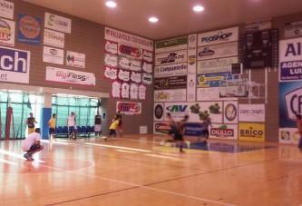 L'Olimpica Basket al ritiro precampionato in vista della nuova stagione