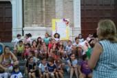 """""""Che librio in città"""" a piazza Duomo con Pippi Calzelunghe"""