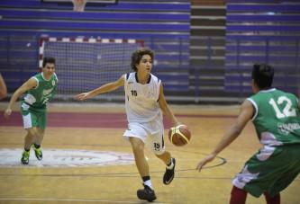 Vincenzo Taddeo (Udas) a Seregno, inseguendo il sogno azzurro nel basket