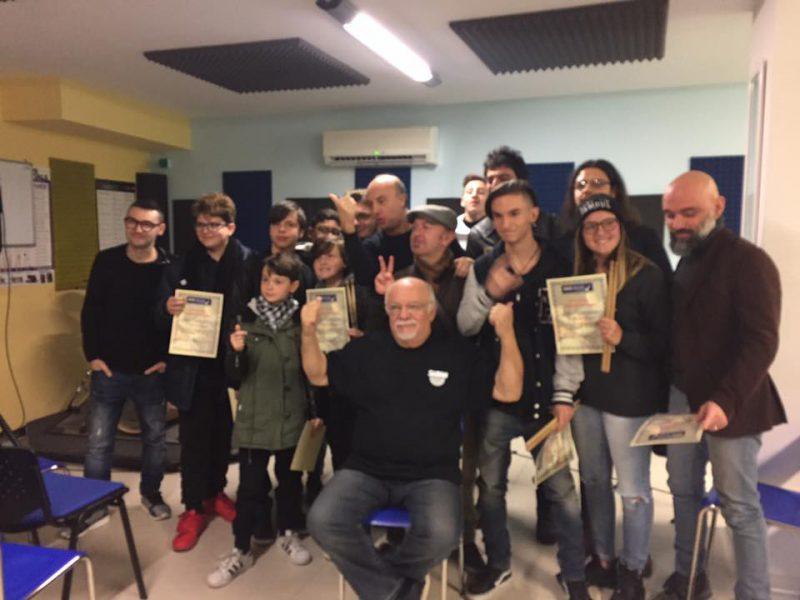 Ellade Bandini Master Class Cerignola