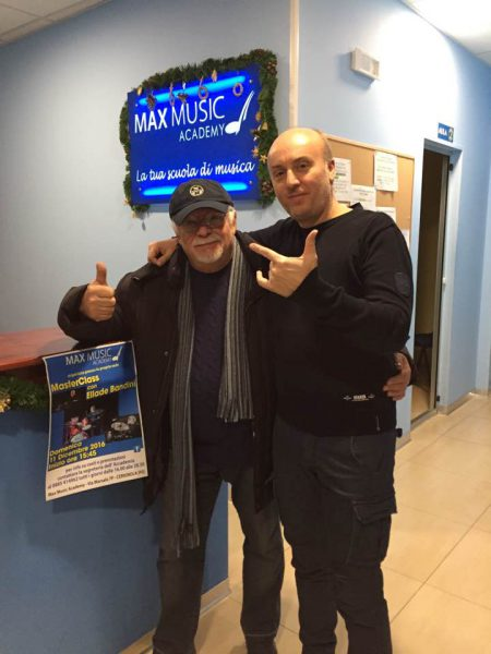 Ellade Bandini e Massimo Delaurentis