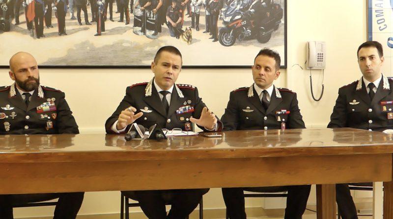 Comando Carabinieri Foggia